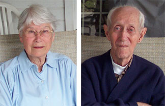 Frances R.B. and John M. Peterson