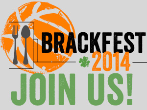 Join us at Brackfest