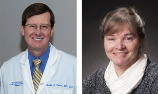 Merlin Butler, M.D., Ph.D., and Barbara Anthony-Twarog, Ph.D.