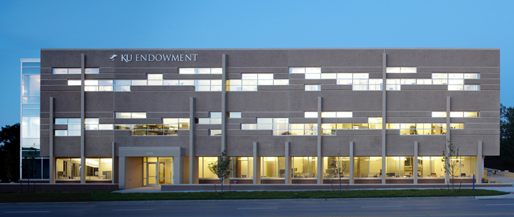 KU Endowment KC building